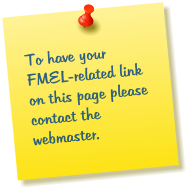 To have your FMEL-related link on this page please contact the webmaster.